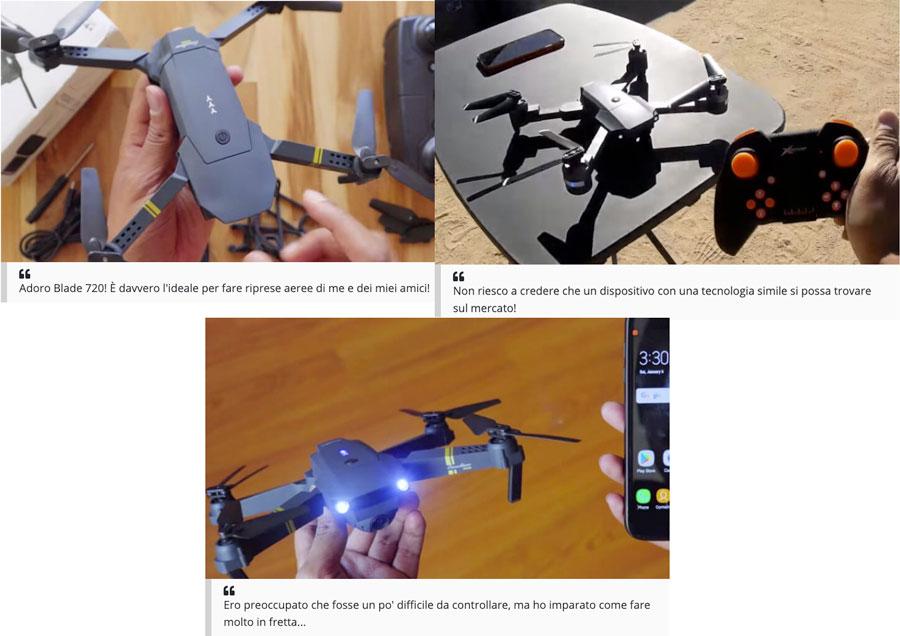 Recensioni sul drone 720