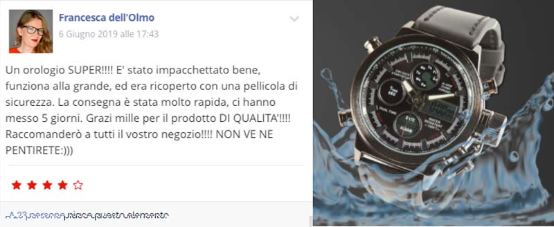 Opinioni su Xtechnical Watch